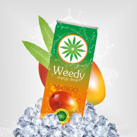 Pack 24 Unidades Weedy Mango